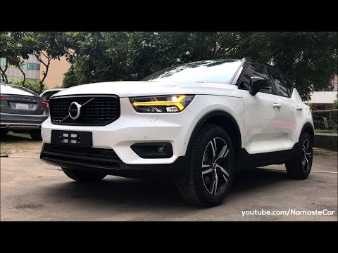 Volvo XC40 D4 R-Design AWD 2018 | Real-life review