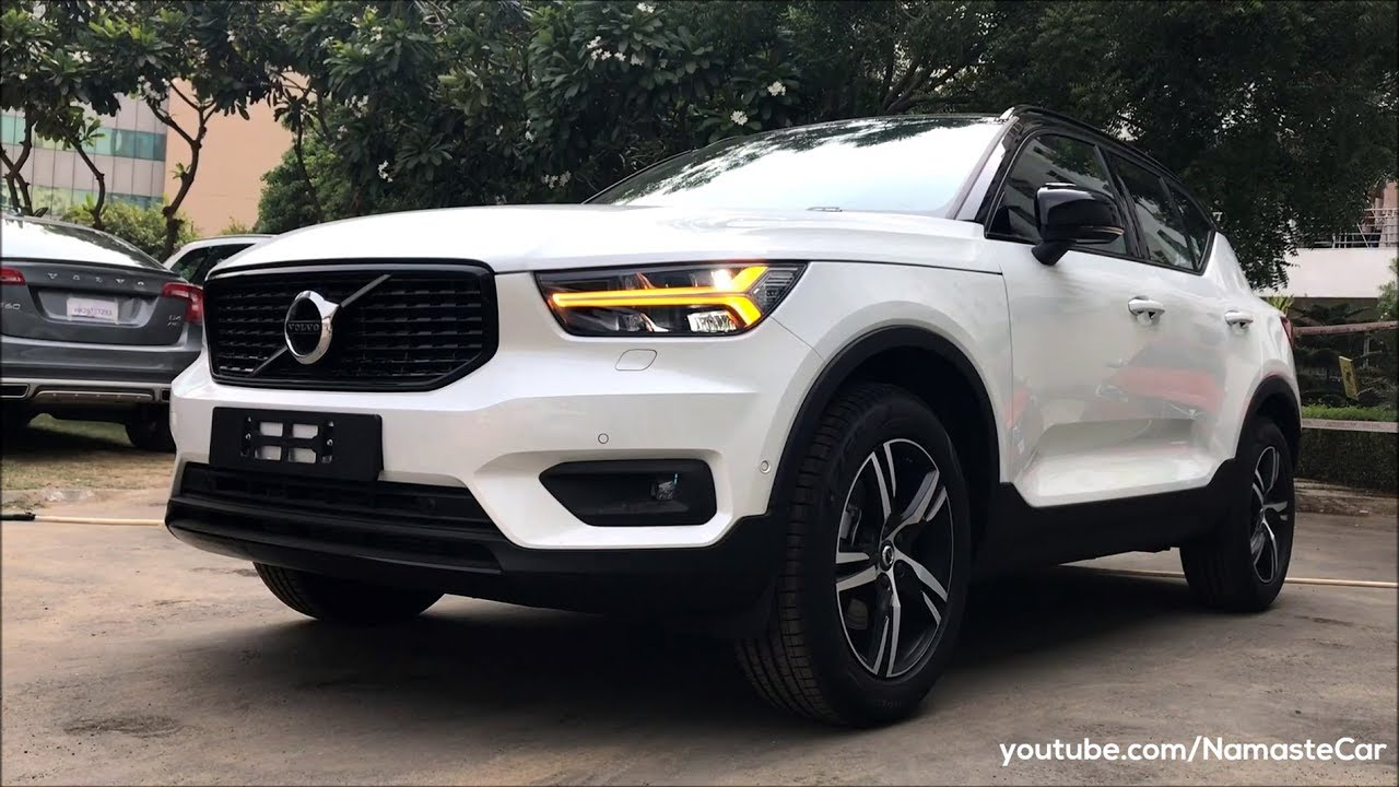 Volvo Xc40 D4 R Design Awd 2018 Real Life Review