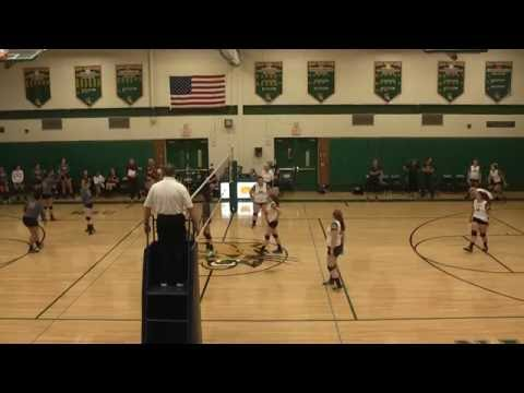 NAC - NCCS Volleyball  9-15-16