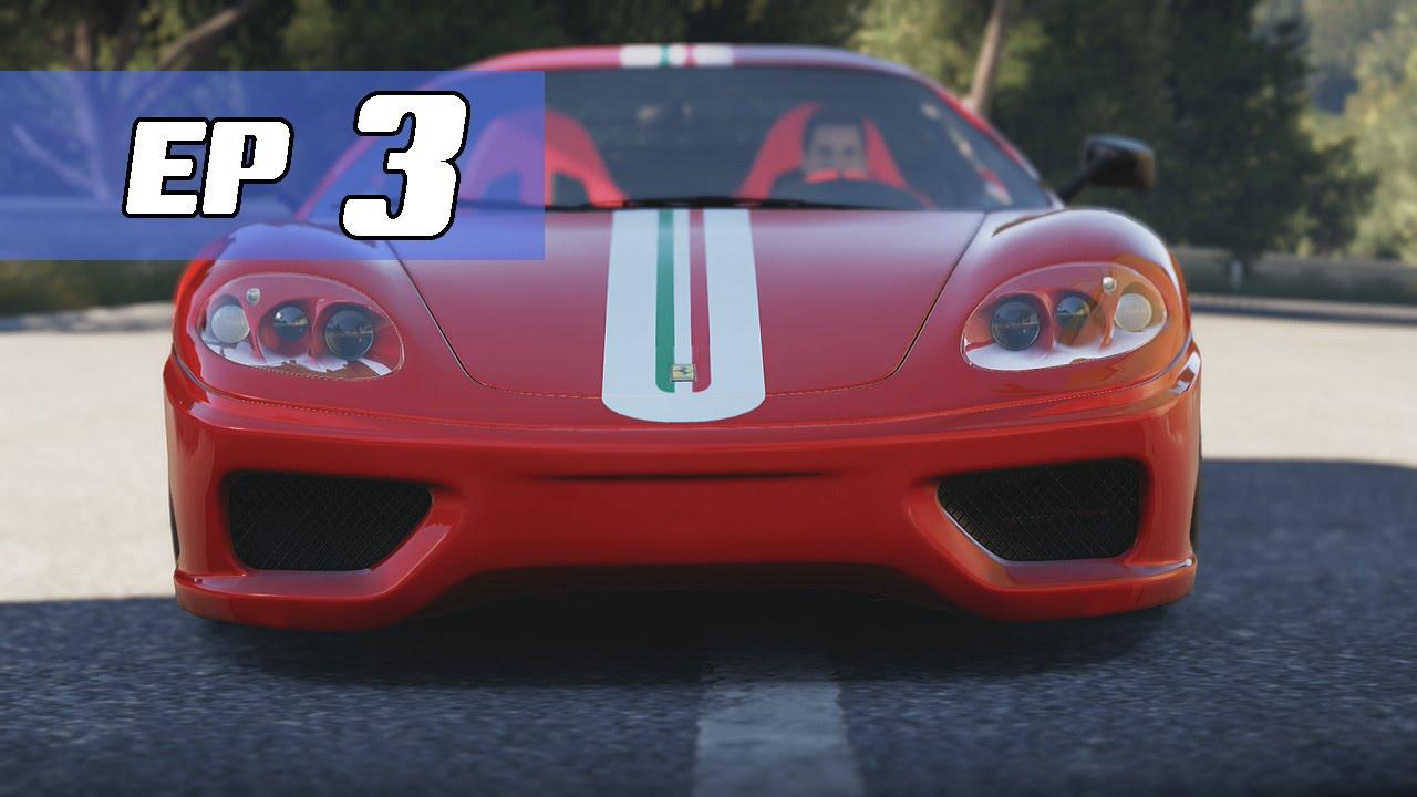 Forza Horizon 2 Xbox One Ep 3 Free Ferrari Youtube
