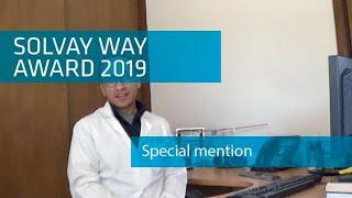 Solvay way: Special mention
