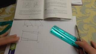 с 15. Признаки равенства и свойства прямоугольных треугольников. 7 класс. 2 вариант.