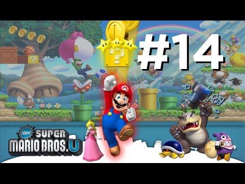 Český Let's Play: New Super Mario Bros.U #14