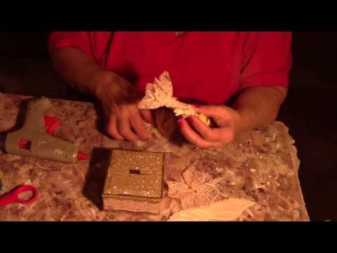 Saundra  Meades       DIY Music Box Angel Gift