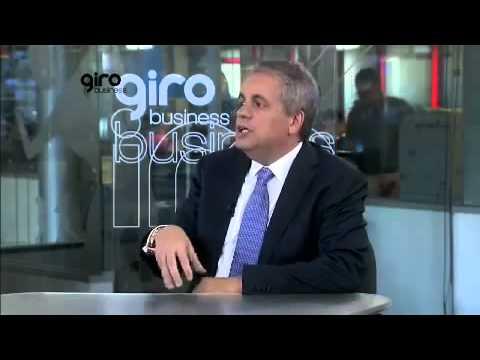 Giro Business com João Carlos Brega -CEO Whirlpool Latin America - coluna 1