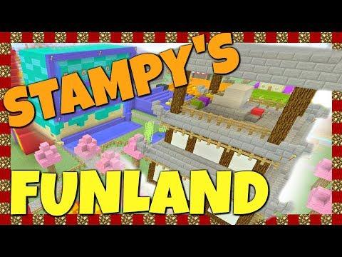 Stampy's Funland - Water Rush