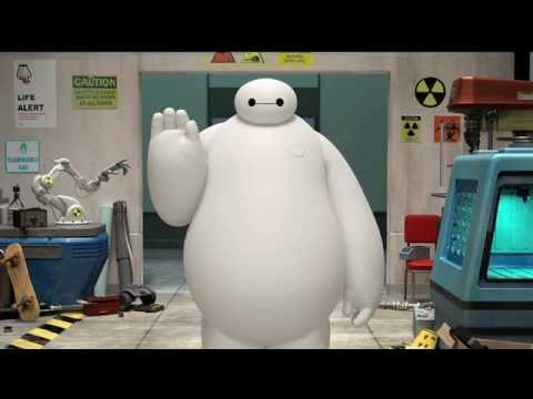 BIG HERO 6 : Meet Baymax
