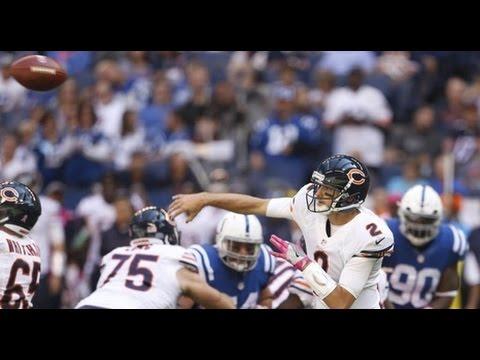 Brian Hoyer vs Colts (NFL Week 5 - 2016) - 397 Yards + 2 TDs! | NFL Highlights