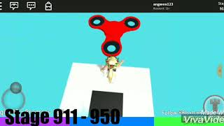 Roblox | Mega Fun Obby | (Stage 911 - 950)