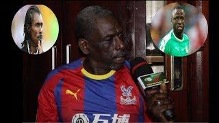 Défaite contre Algérie : Le père de Cheikhou Kouyaté corrige Aliou Cissé « Douñou Gagné kén... »