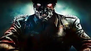 Call of duty: Black Ops, зомби-режим. Пасхалка на Восхождении. Полная игра.