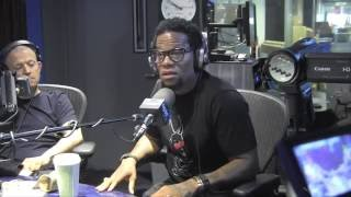 DL Hughley; Crime, Poverty, Police, Black Lives Matter - @OpieRadio
