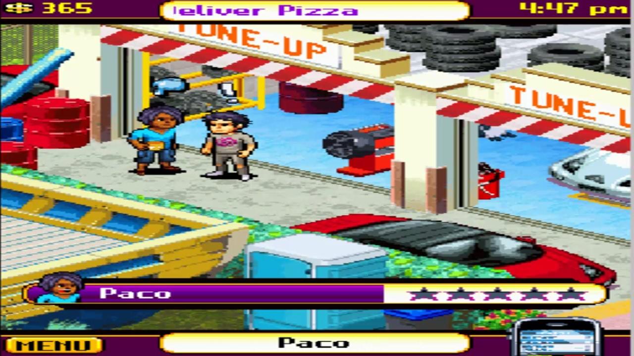 games miami night 2