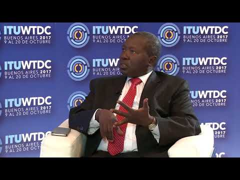 ITU INTERVIEWS @ WTDC-17: Mr Abdoulkarim Soumaila, Sec. General, African Telecommunications Union