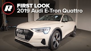 2019 Audi E-Tron: The electric SUV you