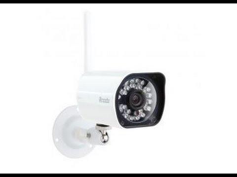 ZP-IBH13-W Zmodo 720P Day test using blue iris with wireless connection