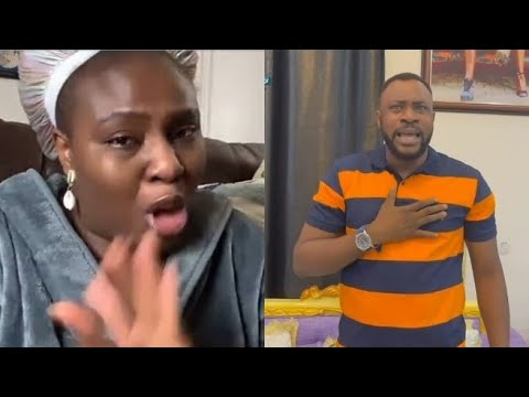"Download ""You Are Cr@zy"" Oyin Elebuibo Speak On Odunlade Adekola's S*x Scandal"