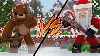 O MAPA MAIS ÉPICO DO MUNDO - Christmas Brawl (Mine