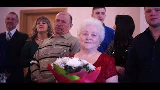 Свадебный клип Анны И Сергея