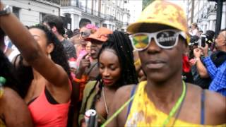 CHOCOLATE NATION @ NOTTING HILL CARNIVAL 2016