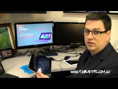 How I work with the Surface Pro 3