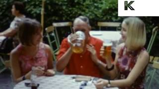 1960s Holiday in Munich, Germany, 8mm Home Movies