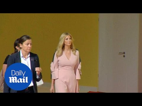 Ivanka Trump arrives for World Bank women event at G20 summit - Daily Mail