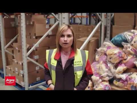 Argos Distribution Careers