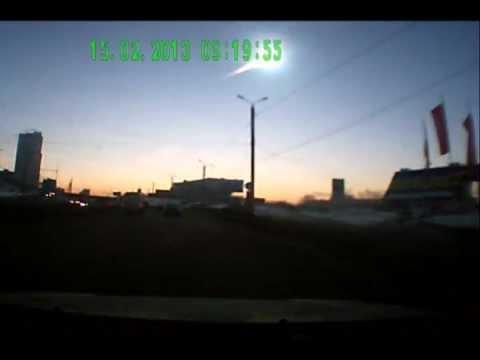 Падение метеорита в Челябинске (Полная версия)