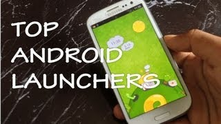 Top 5 Android Launchers 2013 - Customize your Android #2
