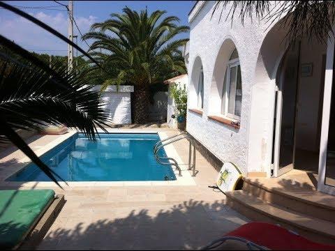 Rosas Espagne Vente Villa Avec Piscine Cbrai Louer Acheter Sur