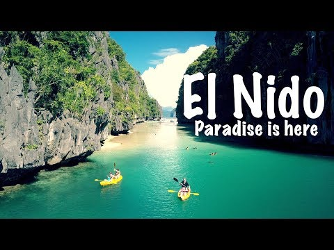 EL NIDO | THE MOST BEAUTIFUL PLACE IN THE PHILIPPINES