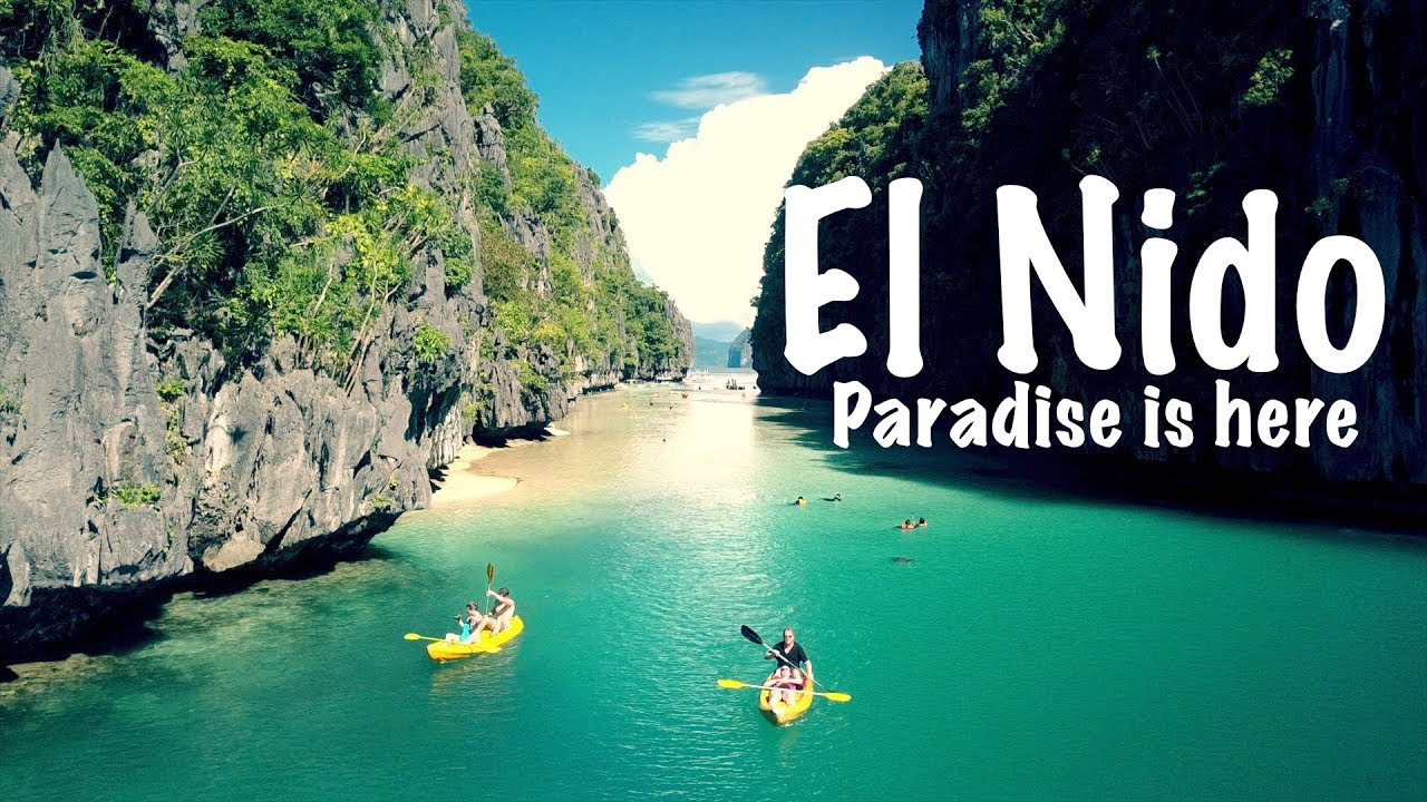 El Nido The Most Beautiful Place In The Philippines Youtube