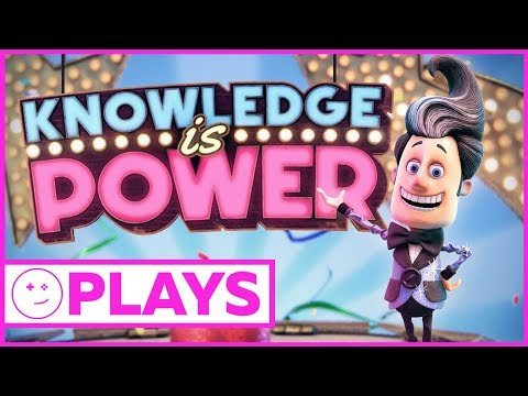 Knowledge Is Power - Kinda Funny Plays
