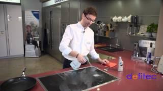 Comment nettoyer sa taque de cuisson induction ? - Trucs et Astuces de Thomas