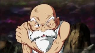 Dragon Ball Super MAESTRO ROSHI vs FROST mafuba - Toei Animation JP