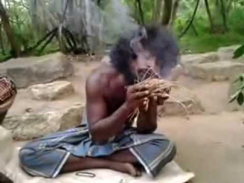 Vadda People in Sri Lanka