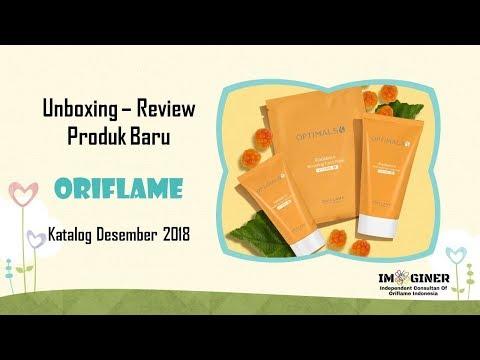 Intip Yuk, Produk Baru di Katalog Desember 2018 - Oriflame