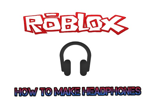 Roblox how to make headphones t shirt youtube for How to make a t shirt on roblox