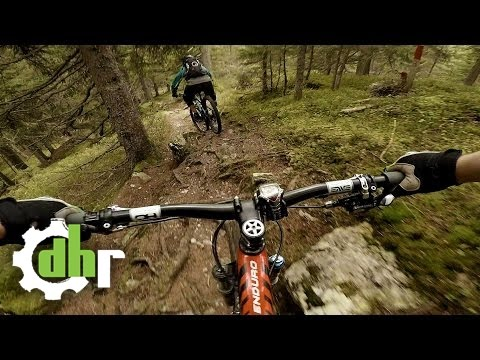 GoPro Hero5 Black Protune: Enduro Mountain Biking in Austria II