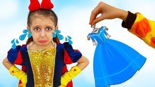 The Princess is NOT HAPPY!! Super Elsa