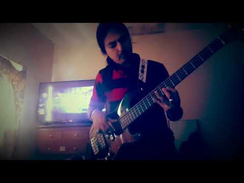 Young t & bugsey ft. Belly squad - gang land (bass cover)