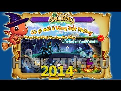 Hack Đảo Rồng trên Zing Me