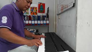 Terlalu Manis Piano Cover By Reddy