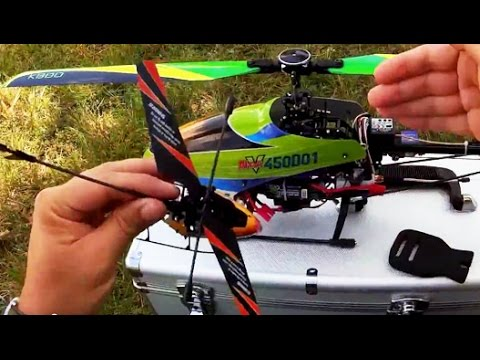Basics on How to Fly RC Helicopters & How Transmitters Work