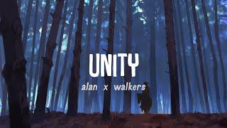 Alan x Walkers - Unity (Lyrics + Lirik Terjemahan Bahasa Indonesia)
