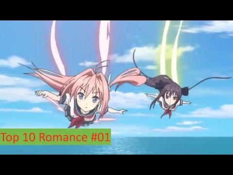 Top Anime Daily  -  Top 10 Romance Anime HD #01
