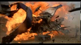 Final Destination 2 Car Crash scene