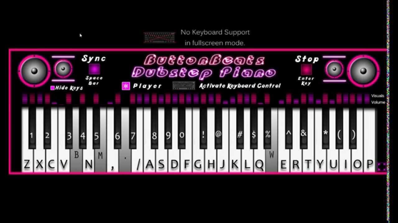 dubstep piano скачать на компьютер
