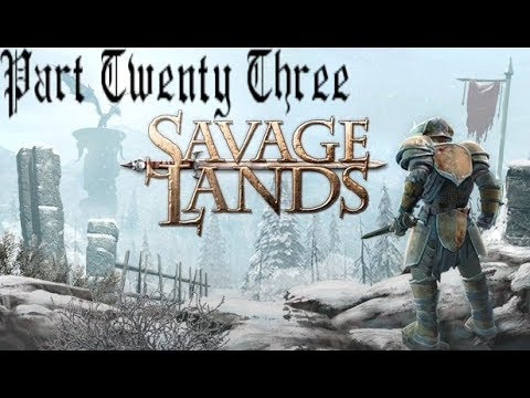Savage Lands 23: Long Walks (On the Snow) |